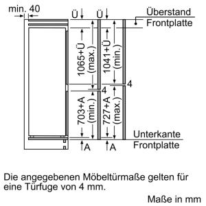 Siemens KI 86 SAD 30