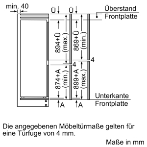 Siemens KI 85 NAD 30