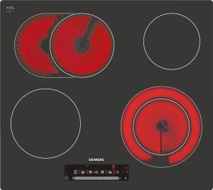 Siemens ET601FN17 60 cm Kochstelle, Glaskeramik Flächenbündig
