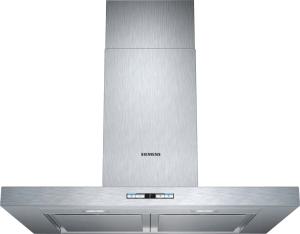 Siemens LC 78 BC 542 Wandesse 70cm 600m³/h 2x3W LED Randabsaugung