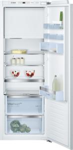 Bosch KIL72AD40 Einbaukühlschrank für Nische 158cm m.VitaFresh plus u.Gefrierf.34 Ltr. LEDA+++