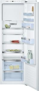 Bosch KIL82AD40 Einbaukühlschrank 178cm Nutzinhalt 285Ltr. mit Gefrierfach 34Ltr.SoftClosing A+++