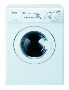 AEG LC53500 Waschvollautomat 3kg 1300U/minHöhe 67cm Breite 50cm Tiefe 55cm A