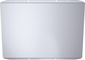 Neff Z5861N0Rückwandpaneel Edelstahl für DKF 39/DKL 39 DKS 39/DKA 39Dunstabzugshauben-Zubehör