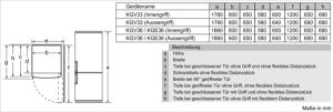 Siemens KG 36 EEW 42 extraKlasse MK