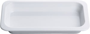 Neff Z 1665 X0 Porzellan-Behälter-GN 1/3-ungelocht Herde/Backöfen-Zubehör