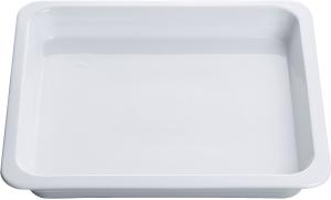 Neff Z 1685 X0 Porzellan-Behälter-GN 2/3-ungelocht Herde/Backöfen-Zubehör