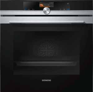 Siemens HS636GDS1 Einbau-Dampfbackofen 13 Beheizungsarten cookControl Plus Bratenthermometer LED-Bel. A+