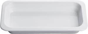 Siemens HZ36D513P Porzellan-Behälter-GN1/3-ungeloch Herde/Backöfen-Zubehör