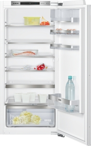Siemens Einbaukühlschrank 122cm A+++ Nutzinh. 211Ltr. Flachscharniertechnik Softeinzug LED Beleuchtung