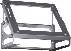 Siemens LZ12410 Adapter für Dachschrägen vorne/hintenDunstabzugshauben-Zubehör