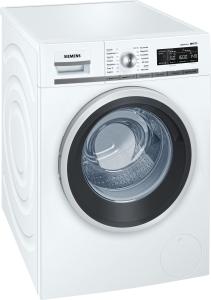 Siemens WM16W540Stand-Waschmaschine-Front