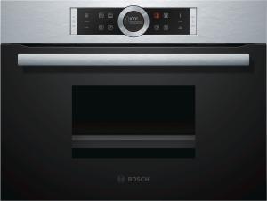 Bosch CDG634BS1 Kompaktdampfgarer 45cm Edelstahl