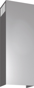 Bosch DHZ1223 Kaminverlängerung 1000 mm Edelstahl Dunstabzugshauben-Zubehör