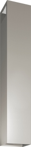 Bosch DHZ1255 Kaminverlängerung 1600 mm Edelstahl Dunstabzugshauben-Zubehör
