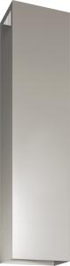 Bosch DHZ1256 Kaminverlängerung 1600 mm Edelstahl Dunstabzugshauben-Zubehör