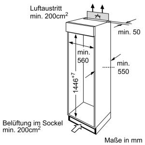 Bosch KID26V21IE