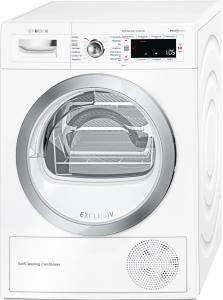 Bosch WTW87583 MK Wärmepumpentrockner 8kg A+++ Selfcleaning Wollekorb