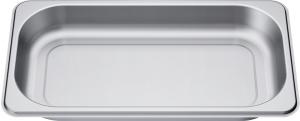 Bosch HEZ36D163Dampfbehälter ungelocht, Größe SHerde/Backöfen-Zubehör