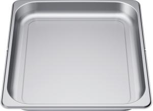 Bosch HEZ36D643Dampfbehälter, ungelocht, Größe LHerde/Backöfen-Zubehör