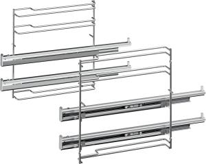 Bosch HEZ638200Teleskop-Vollauszug 2-fachHerde/Backöfen-Zubehör