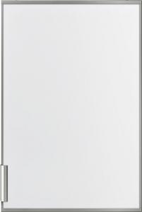 Siemens - KF20ZAX0  Zubehör Kühlschränke  Dekortüre mit Alurahmen, weißer Front und Alugriff, passend für: KI2