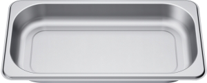 Neff Z13CU30X0Dampfbehälter ungelocht, Größe SHerde/Backöfen-Zubehör