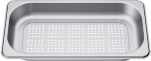 Neff Z13CU31X0Dampfbehälter gelocht, Größe SHerde/Backöfen-Zubehör
