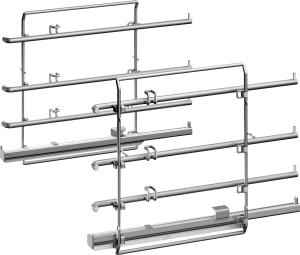 Neff Z13TC16X0 ComfortFlex (1) + Rahmen, FullSteamHerde/Backöfen-Zubehör