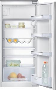 Siemens KI24LV21FF Einbaukühlschrank Nische 122cm m.Gefrierfach freshBox Schlepptürtechnik - A+ LED Licht