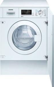 Siemens WK14D541 Einbau-Waschtrockner vollintegrierbar 7/4 kg 1400U/min.
