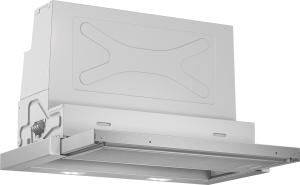 Bosch DFR067A50 Flachschirmhaube Intensivstufe 740m³/h LED-Modul