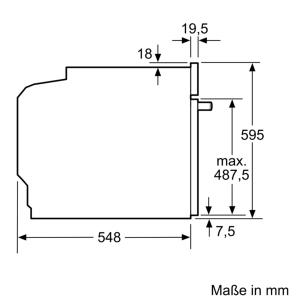 Bosch HBG676EW6
