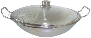 Siemens HZ 390090 Wokfür Induktion und normale BeheizungKochflächen/-mulden-Zubehör
