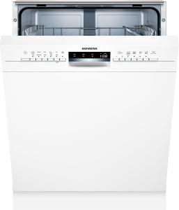 Siemens - SN336W01GE Unterbaugerät - weiß Geschirrspüler 60 cm Incl. Sockelblech