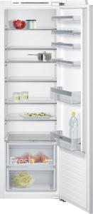 Siemens KI81RVF30 Einbau-Kühlautomat Flachscharnier-Technik easy Installation