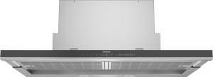 Siemens LI99SA683 Edelstahl 90 cm Flachschirmhaube Intensivstufe 930m³/h LED-Bel. Dimm-Funktion A