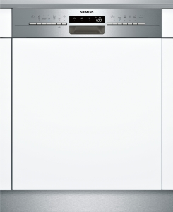 Siemens SN536S01GE Integrierbar - Edelstahl Geschirrspüler 60 cm 46dB varioFlex-Korb A++