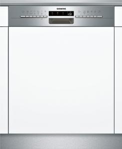 Siemens SN536S01KE Integrierbar - Edelstahl Geschirrspüler 60 cm
