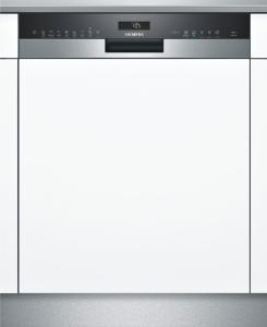 Siemens SN558S02ME Integrierbar - Edelstahl speedMatic Geschirrspüler 60 cm 42dB Varioschublade