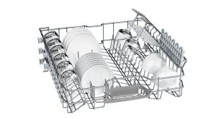 Bosch SMU25AS00ESilence Plus Geschirrspüler 60 cm Unterbaugerät - Edelstahl