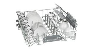 Bosch SMS24AW00ESilence Geschirrspüler 60 cm Stand - weiß