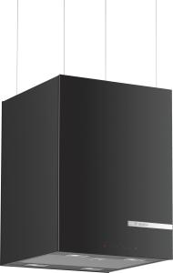 Bosch DII31JM60Inselesse, 37 cm Kubus-Design schwarz