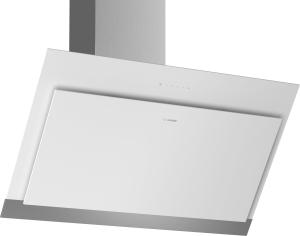 Bosch DWK97HM20Wandesse, 90 cm Schräg-Essen-Design weiß 680 cbm/h