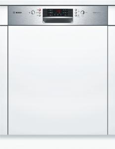 Bosch SBI46IS03E XXL-Geschirrspüler 60 cm Integrierbar - Edelstahl - 44dB - 6Programme A++