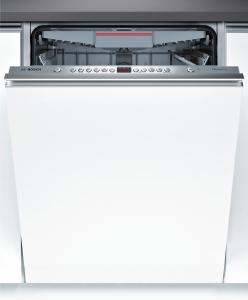Bosch SBV46MX01E Einbaugeschirrspül. vollintegrierbar XXL VarioSchublade InfoLight A++ ab86,5cm Einbauhöhe