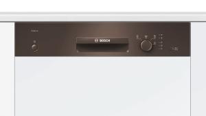 Bosch SMI24AM00ESilence Geschirrspüler 60 cm Integrierbar - braun