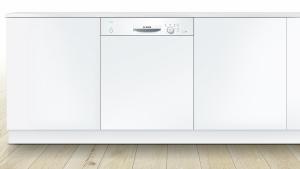 Bosch SMI24AW00ESilence Geschirrspüler 60 cm Integrierbar - weiß