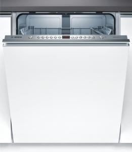 Bosch SMV46GX01E Silence Plus Geschirrspüler 60 cm Vollintegrierbar 46dB InfoLight A++ 6Programme