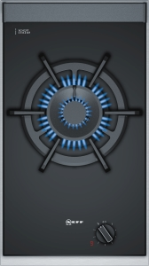 Neff NTA2319N( N23TA19N0D ) Gas-Kochstelle Domino 30cm Designrahmen